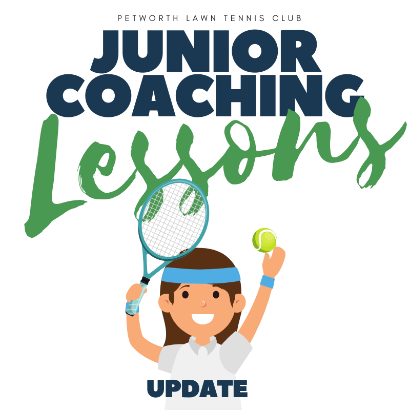 Easter Junior Tennis Camps